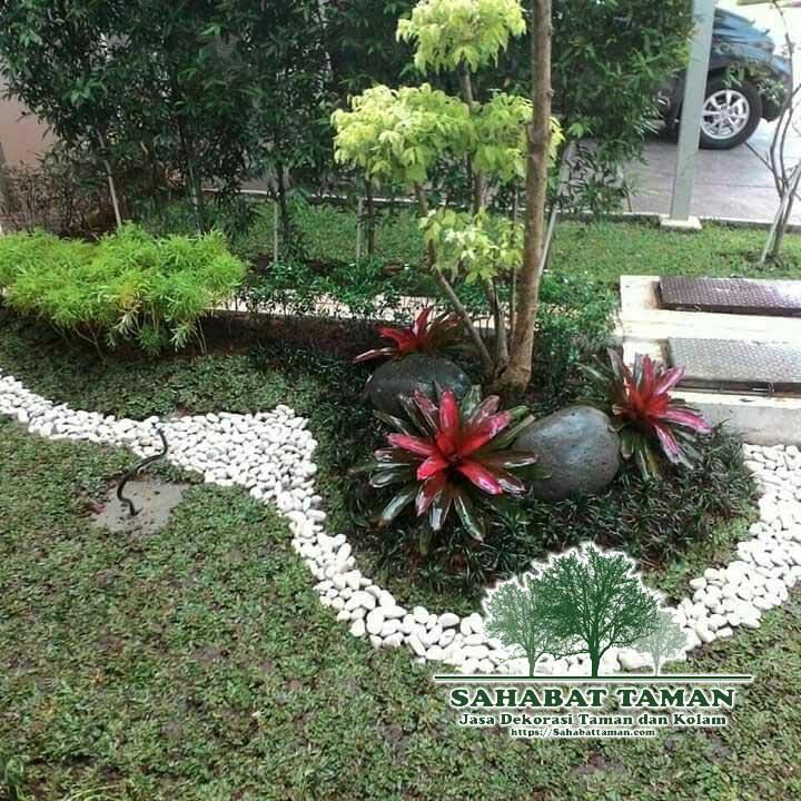 Jasa Pembuatan Taman di Cibinong