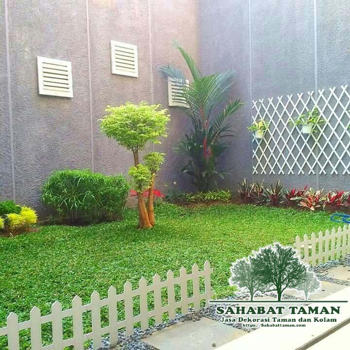 Tukang Kebun di Jakarta Gaya Modern